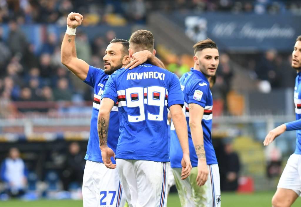 Serie A Sampdoria Vs Verona Genova24 It