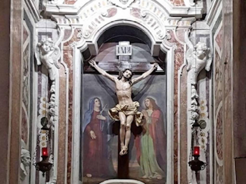San Nicolò Cristo Maragliano