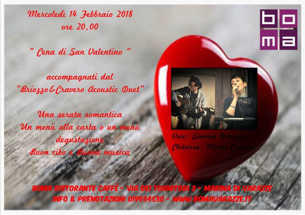 San Valentino Boma Varazze