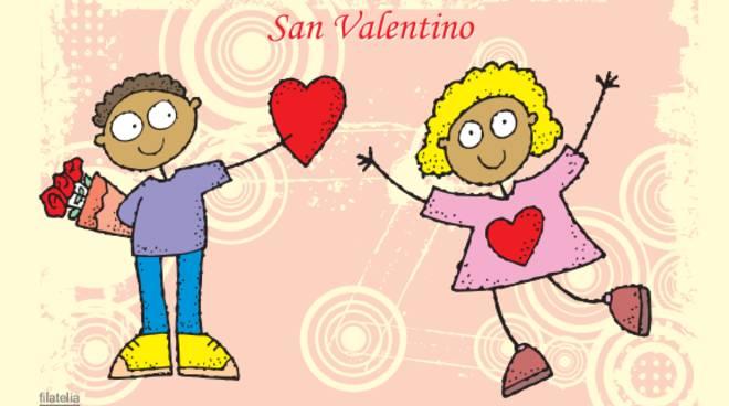 san valentino cartoline