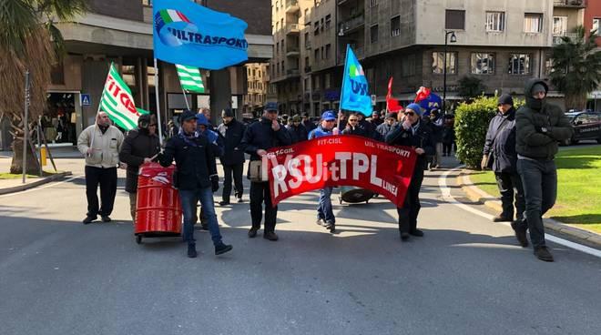 sciopero Tpl
