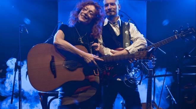 The Persuaders duo musicale Annie Marsala Simone Perata