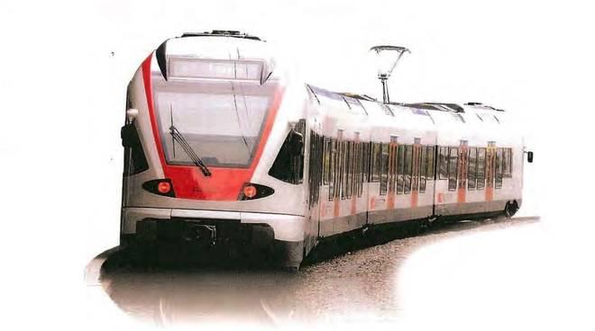 treni trasporto ferroviario