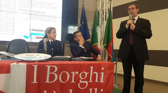 Trofeo Laigueglia: la presentazione in Regione