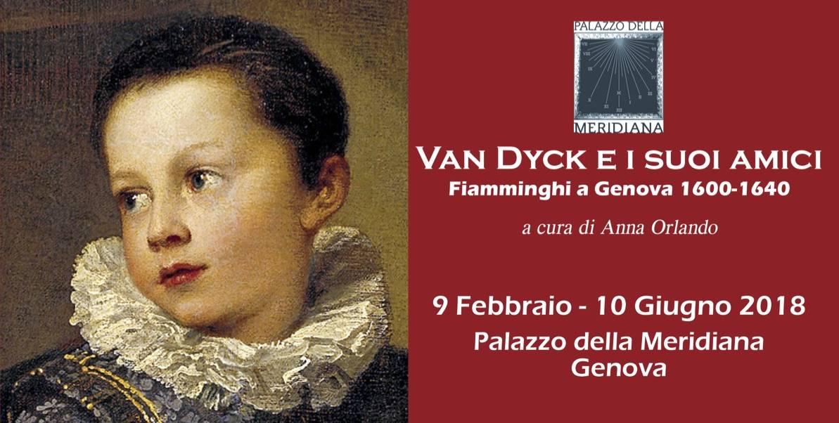 Van Dyck e i suoi amici. Fiamminghi a Genova 1600 - 1640