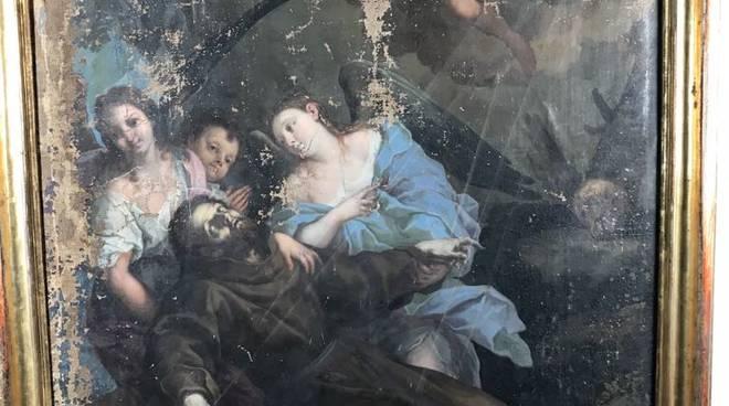 San Francesco opera di Giuseppe Nicola Nasini
