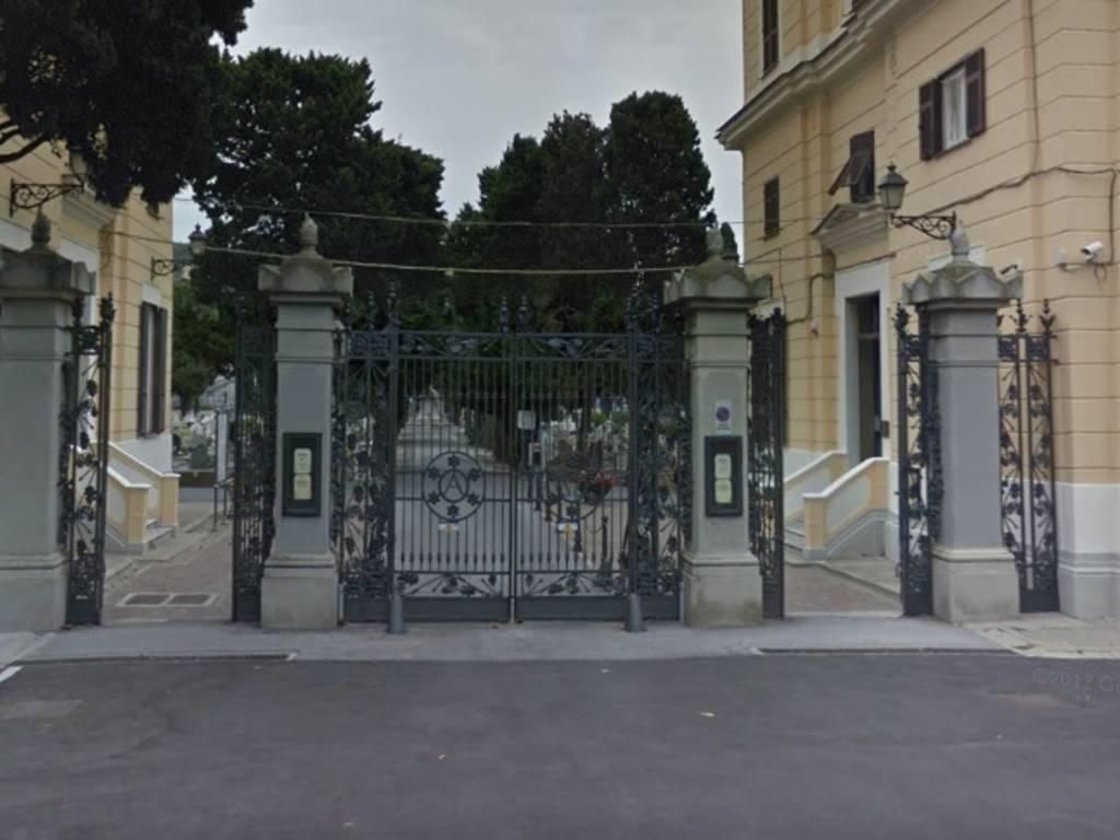 Cimitero Zinola