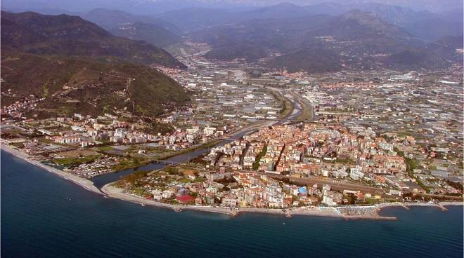 Albenga Panoramica
