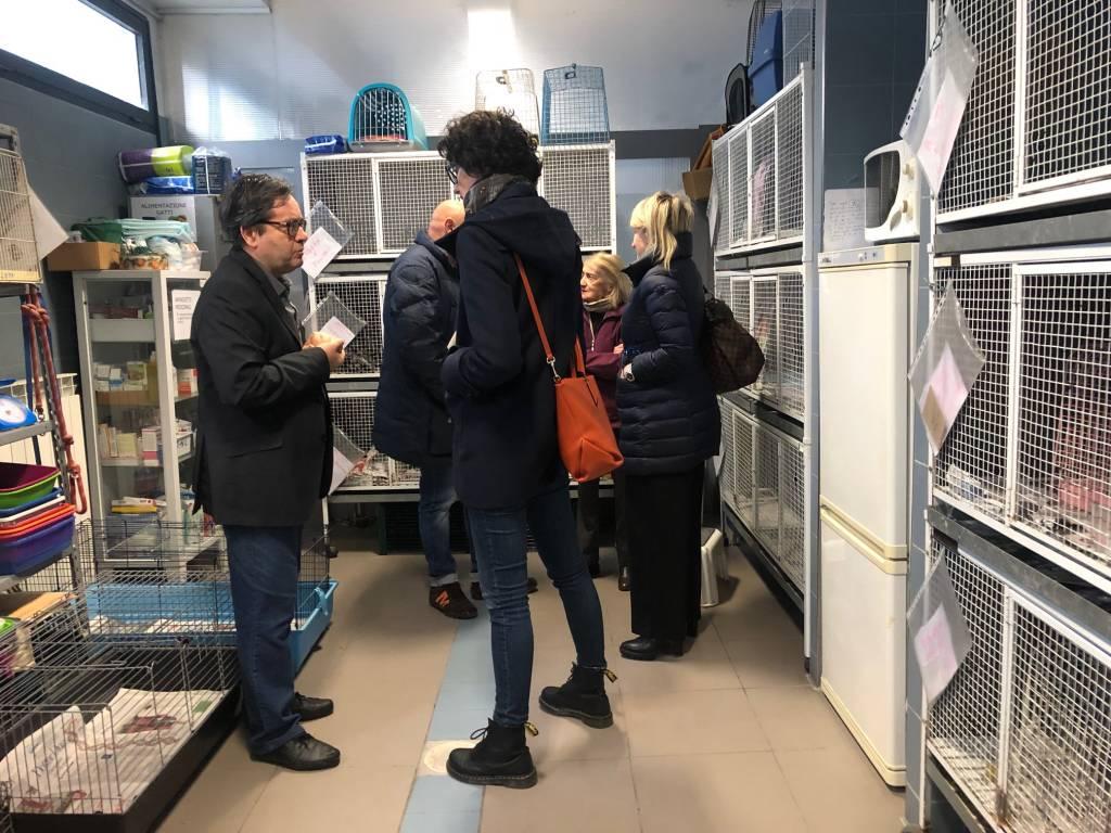 Enpa Savona Visita Caprioglio