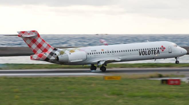 Volotea: nuove rotte dalla Calabria a Genova e Verona