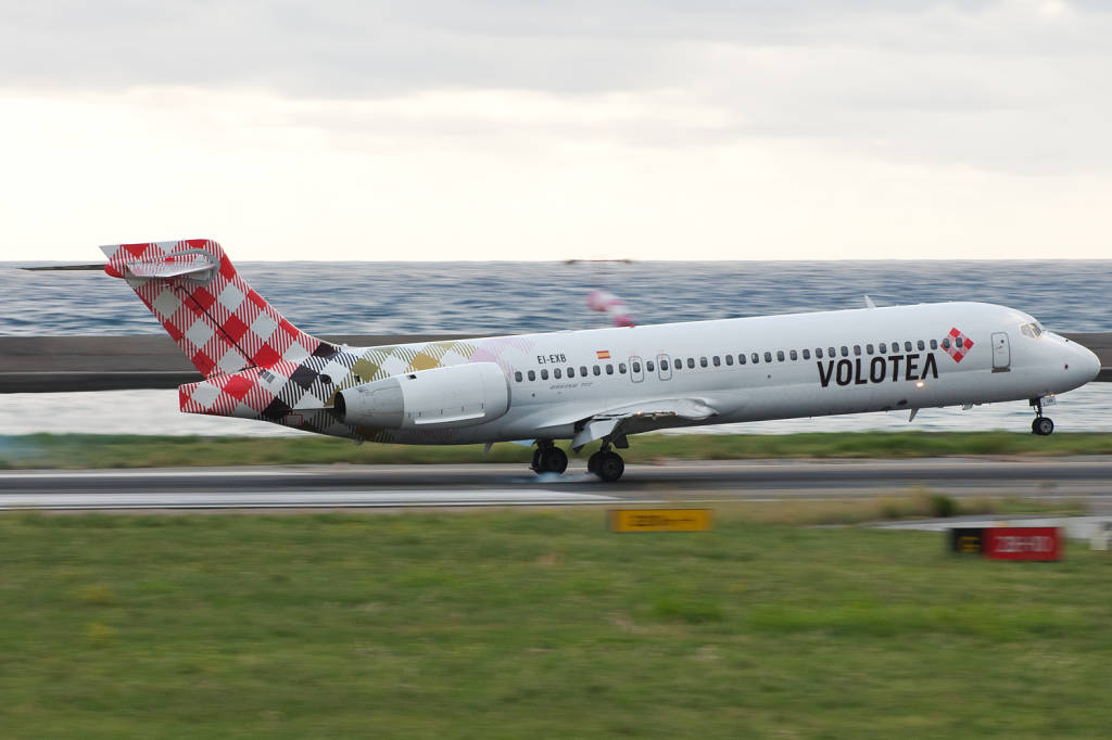 Volotea aeroporto Genova