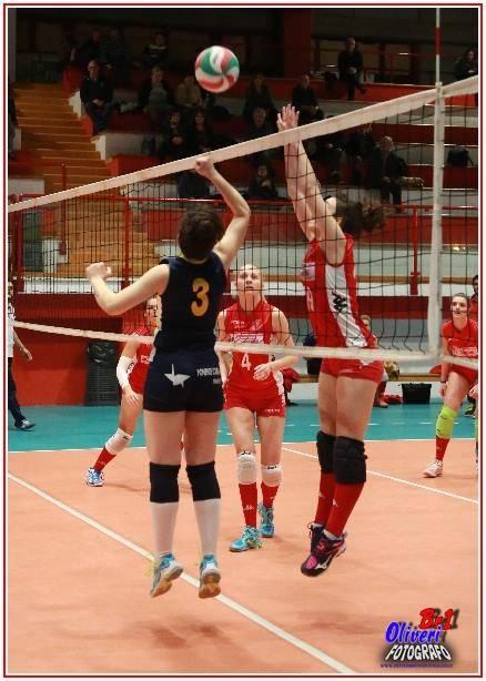 Acqua di Calizzano Carcare – Loano Volley