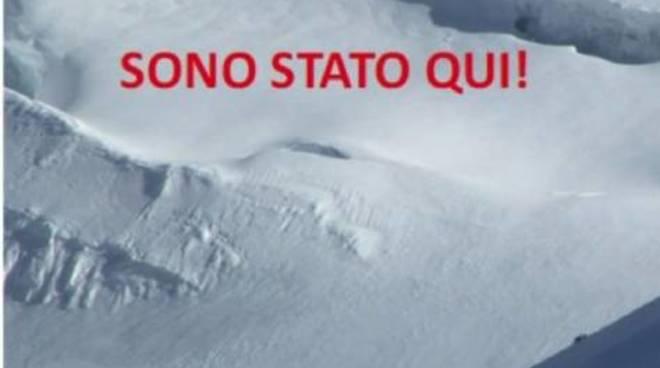 """Alberto Folli libro """"Sono stato qui!"""""""