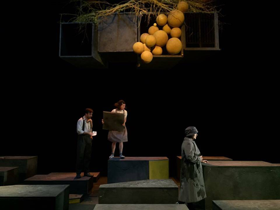 """Alessio Meloni, da Pietra Ligure a """"scenografo del momento"""" in Spagna"""