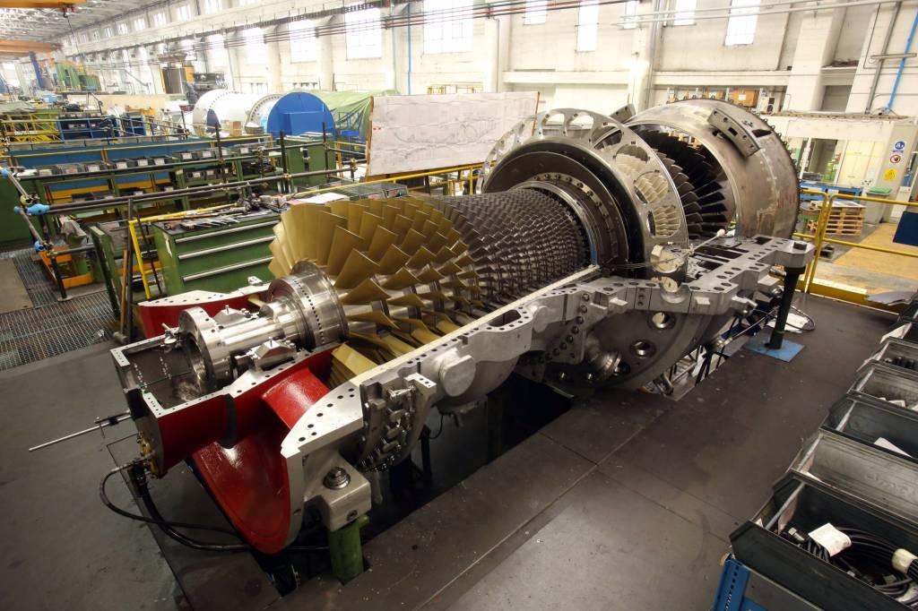 ansaldo turbine