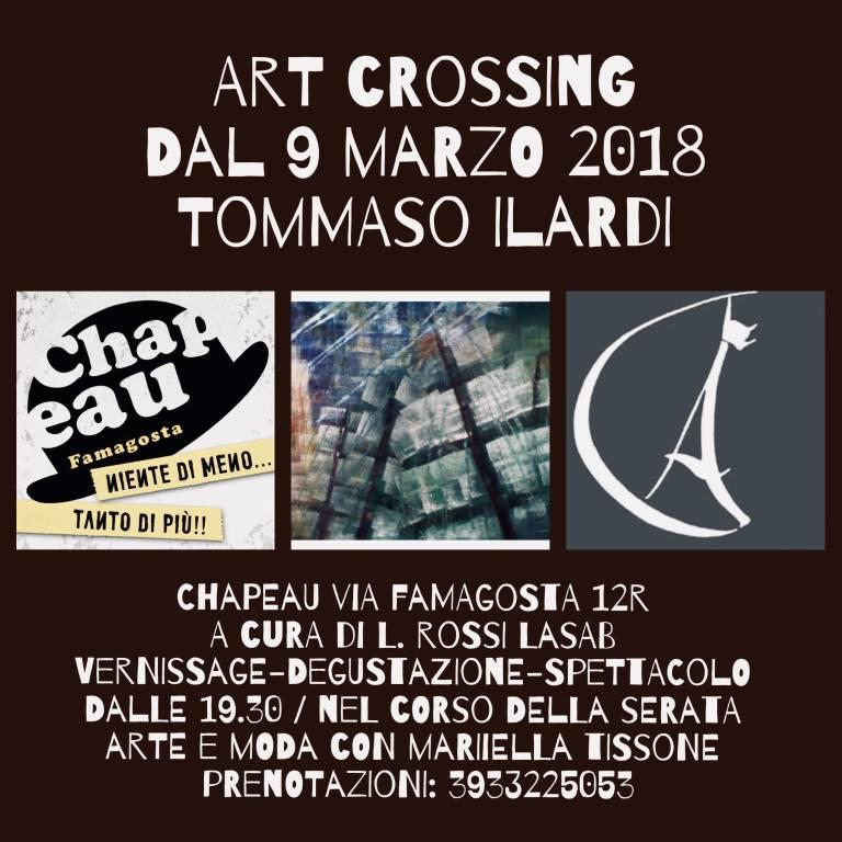 Art Crossing Tommaso Ilardi Chapeau Famagosta Savona
