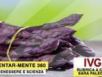 asparago violetto rubrica