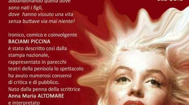 """Baciami Piccina"" Elio Berti Simonetta Pastorino"