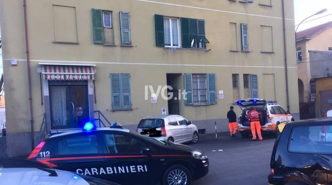 carabinieri ambulanza cairo