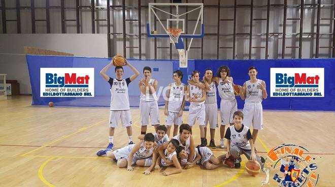 Finale Basket Club Under 14