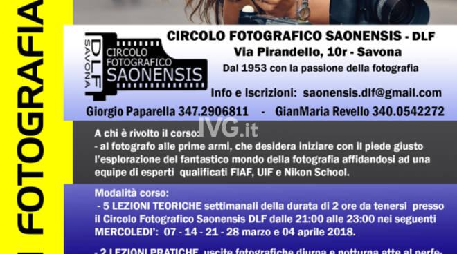 Corso di fotografia digitale - Livello badr