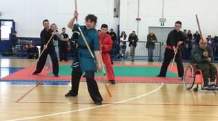 Stage del 50° del Maestro Agrippino e passaggi di grado per il kung Fu Touei Chou