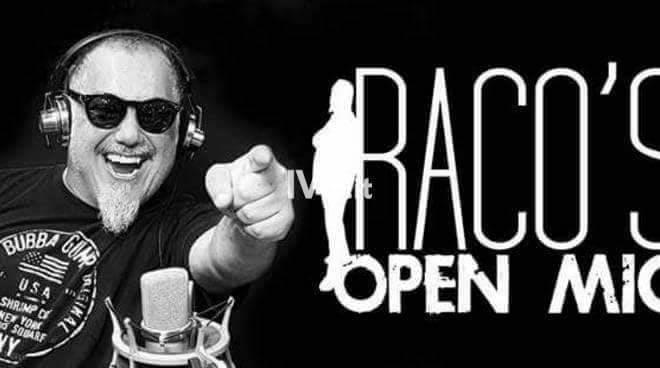 Stasera al Circolo ARCI Chapeau Famagosta di Savona: Raco\'s open mic Aperitivo & Risate