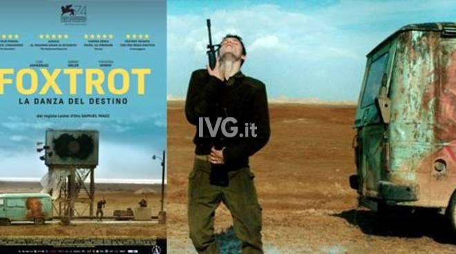 """Nel week-end al NuovoFilmStudio di Savona: \""""Foxtrot - La danza del destino (Foxtrot)\"""""""