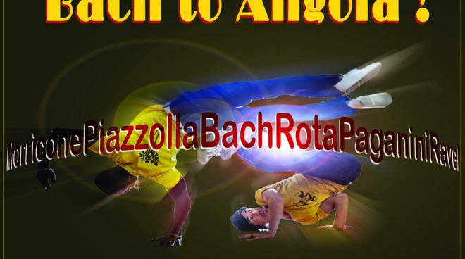 Bach to Angola!