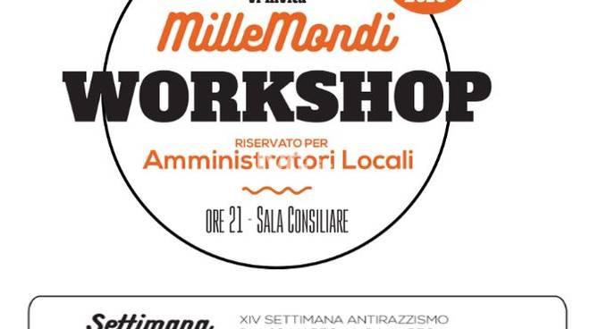 """Stasera a Millesimo secondo appuntamento di \""""MilleMondi\"""": workshop per amministratori locali e referenti del territorio"""