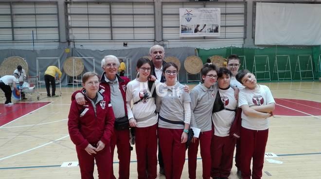 Trofeo Pinocchio - Fase Regionale tiro con l\'arco - Arcieri Granatiere