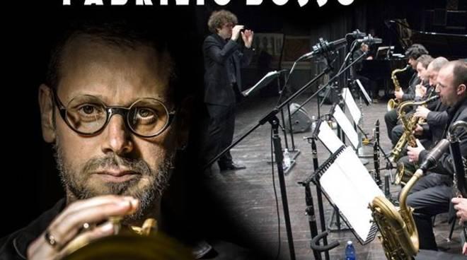 """""""Quando m'innamoro in Jazz"""" Colours Jazz Orchestra - Fabrizio Bosso"""