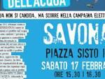 Rinviata causa maltempo la Carovana dell\'Acqua prevista per oggi a Savona