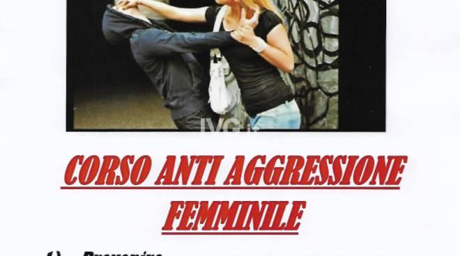 Da stasera: corso anti aggressione femminile alla SMS La Rocca di Savona