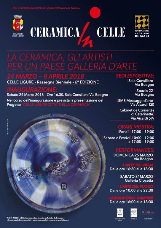CeramicaInCelle sesta edizione
