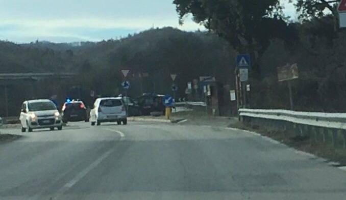Fuga Moto Carabinieri Carcare
