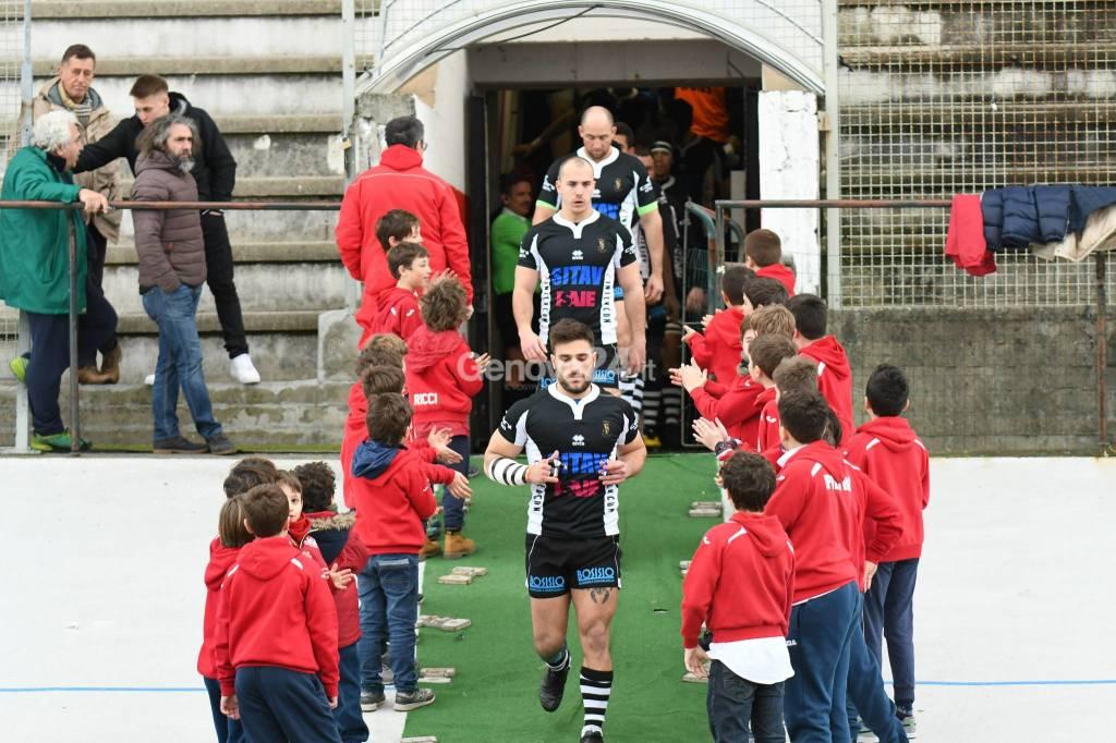 Cus Genova Vs Piacenza, Rugby Spareggi per la promozione in eccellenza