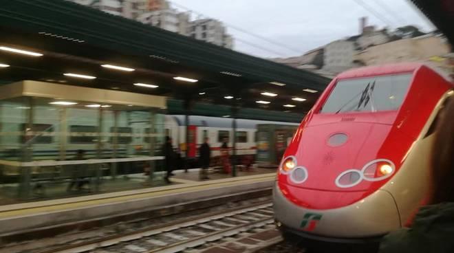 Da oggi il nuovo Freccia Rossa Genova-Venezia