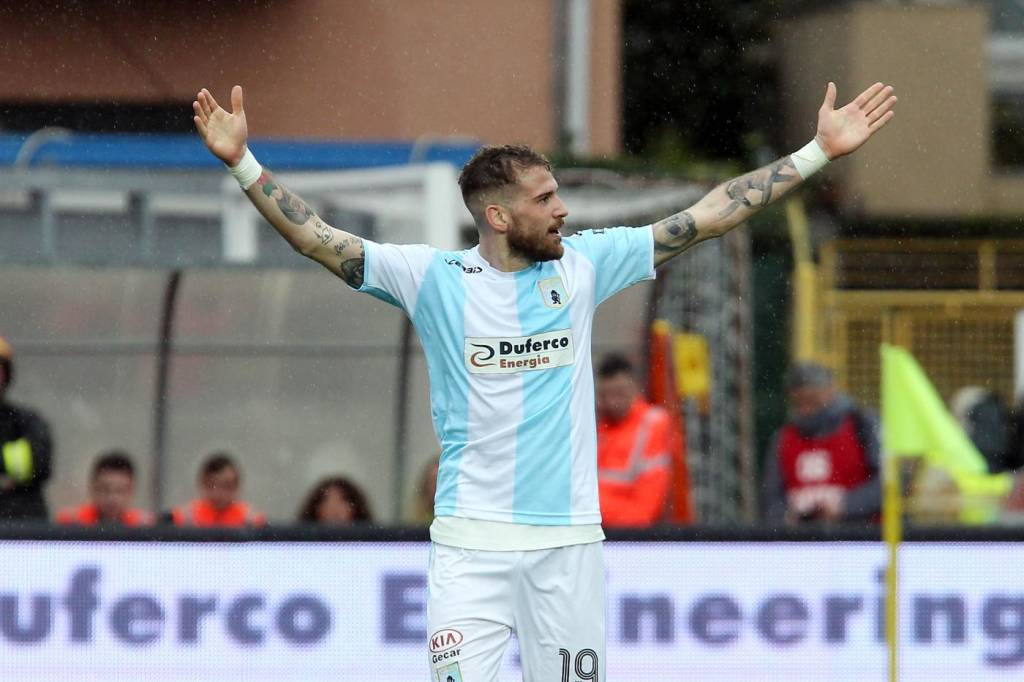 Entella vs Parma