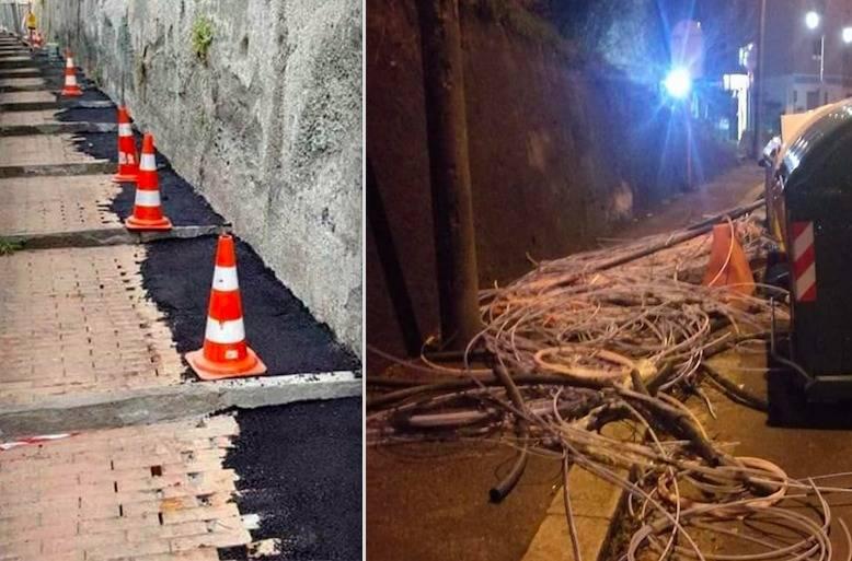 fibra ottica cantieri creuza