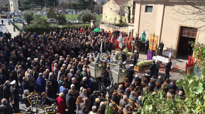 funerali rosy guarnieri