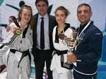gaia gavarone taekwondo