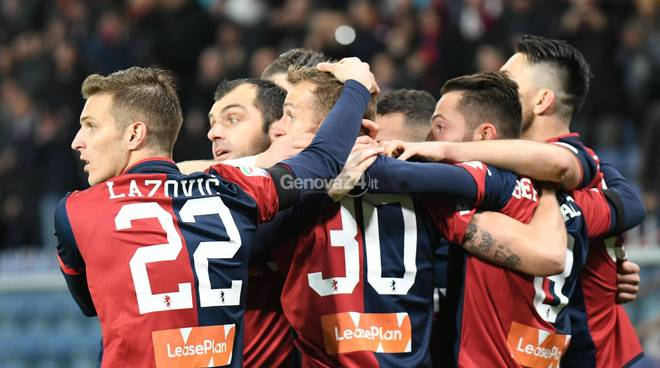 Genoa-Milan 11 marzo 2018