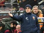 Genoa Vs Milan Serie A 28° Giornata