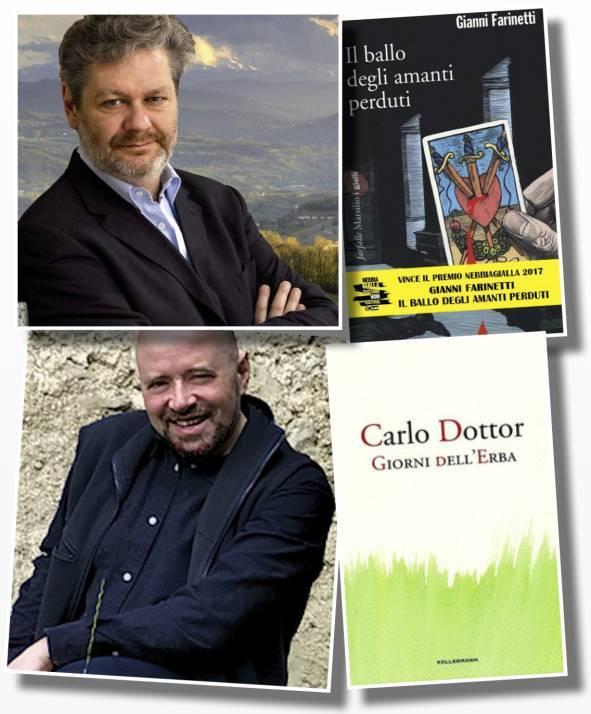 Gianni Farinetti e Carlo Dottor