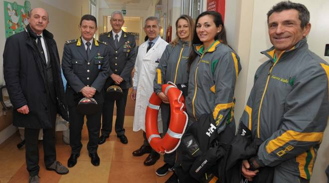 Guardia di Finanza a Genova
