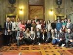 Il sindaco di Finale incontra studenti Erasmus+