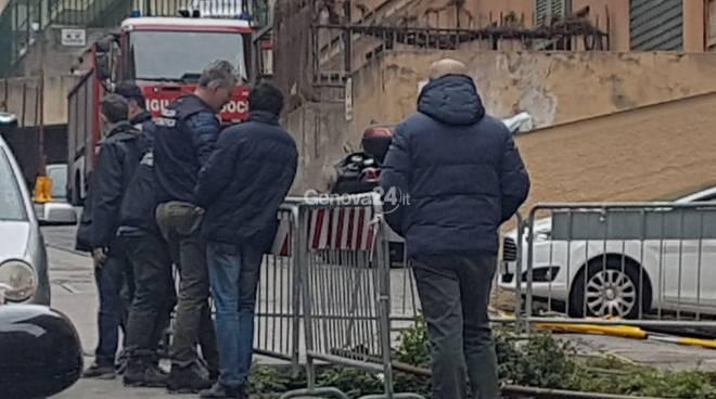 Incidente via Berno