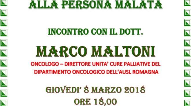 Incontro Scienza&Vita cure palliative Varazze
