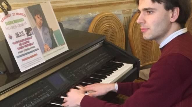 Joseph Venturelli musicista